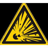 Наклейка Знак W 02, фото 1