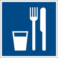 Наклейка Знак D 01, фото 1