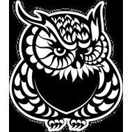 Наклейка Сова, фото 1