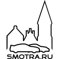 Наклейка Smorta.ru Калининград, фото 1