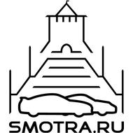 Наклейка Smorta.ru Нижний Новгород, фото 1