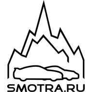 Наклейка Smorta.ru, фото 1
