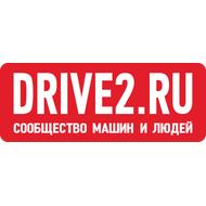 Наклейка Drive2.ru, фото 1