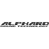 Наклейка Alphard, фото 1
