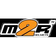 Наклейка m2r Helmets, фото 1