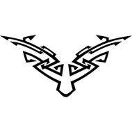 Наклейка Узор, фото 1
