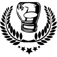 Наклейка Победитель, фото 1