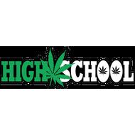 Наклейка High school, фото 1