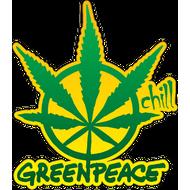 Наклейка Greenpeace Chill, фото 1