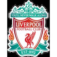 Наклейка Liverpool FC, фото 1