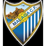 Наклейка Malaga FC, фото 1