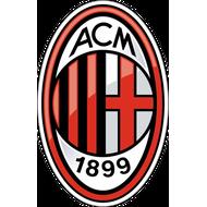 Наклейка Milan FC, фото 1