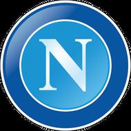 Наклейка Napoli FC, фото 1