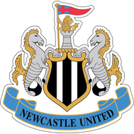 Наклейка Newcastle United FC, фото 1