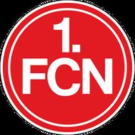 Наклейка Nuernberg FC, фото 1