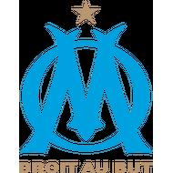 Наклейка Olympic de Marsielle FC, фото 1