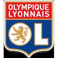Наклейка Olympique Lyonnais FC, фото 1