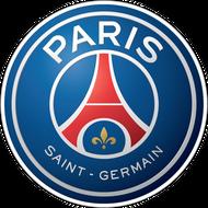 Наклейка Paris Saint Germain FC, фото 1
