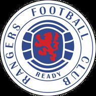 Наклейка Rangers FC, фото 1