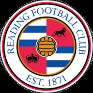 Наклейка Reading FC, фото 1