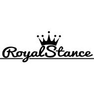 Наклейка Royal Stance, фото 1