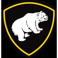 Наклейка Сибирский округ ВВ МВД, фото 1