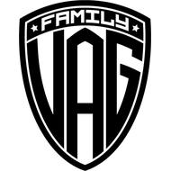 Наклейка VAG Family, фото 1