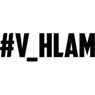 Наклейка #v_hlam, фото 1