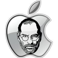Наклейка Steve Jobs, фото 1