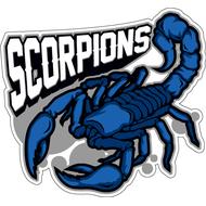 Наклейка Скорпион-004, фото 1