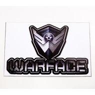 Наклейка WarFace, фото 1