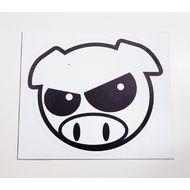 Наклейка Subaru pig, фото 1