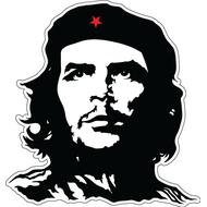 Наклейка Эрнесто Че Гевара, фото 1