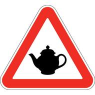 Наклейка Чайник, фото 1