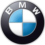 Наклейка BMW логотип, фото 1