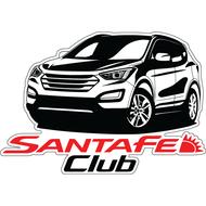 Наклейка Santa Fe Club, фото 1