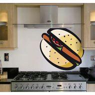 Наклейка Гамбургер, фото 1