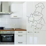Наклейка Шеф повар, фото 1