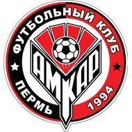 Наклейка ФК Амкар Пермь, фото 1