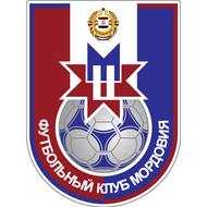 Наклейка ФК Мордовия, фото 1