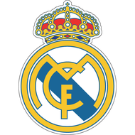 Наклейка Real Madrid FC, фото 1