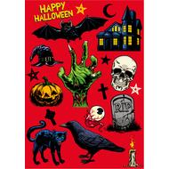 Наклейка  Happy Halloween, фото 1