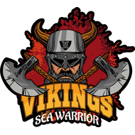 Наклейка Vikings Sea Warrior, фото 1