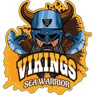 Наклейка Sea Warrior, фото 1