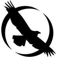 Наклейка Либертарианская партия России без фона, фото 1