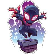 Стикер Marvel Человек Паук, фото 1