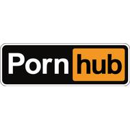 Наклейка Porn Hub, фото 1