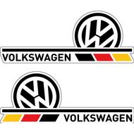 Комплект наклеек Volkswagen, фото 1