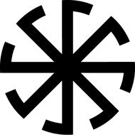 Наклейка Оберег Ладинец, фото 1