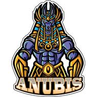 Наклейка Анубис, фото 1
